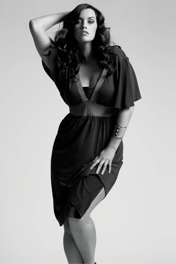 the iconic curvy look book laura wells summer spring 2012 purple