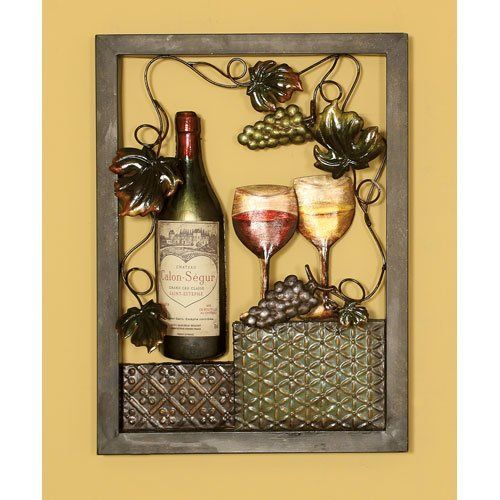 Wine Decor Wall Art 25 best wine decor images on pinterest | wine decor, wine glass