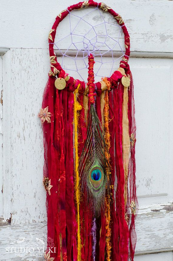 Hippie Chic Wall Decor : Best dreamcatchers images on