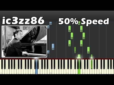 (250) Yiruma - Dream A Little Dream Of Me - Piano tutorial and cover (Sheets + MIDI) - YouTube