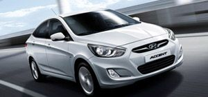 "#EXTERIOR In the langauge of ""fluidic sculpture"", the Accent conveys grace and confidence #HyundaiAccent #HyundaiQatar"