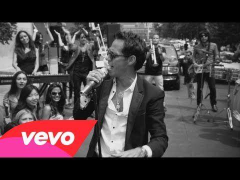 ▶ Marc Anthony - Vivir Mi Vida - YouTube PARA QUÉ??  LO MEJOR QUE PUDISTE HACER, SINCERAMENTE, TE FELICITO!