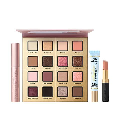 Too Faced Sugar Plum Fun Makeup HSN Today's Special – Musings of a Muse