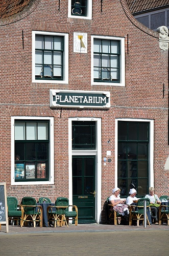 Het oudste planetarium ter wereld! Eise Eisinga, Planetarium, Franeker, Friesland, The Netherlands