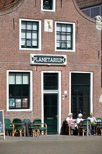Eise Eisinga, Planetarium, Franeker, Friesland, The Netherlands