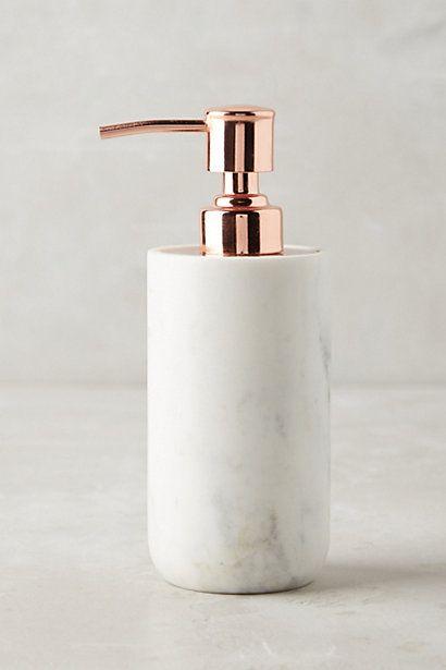 25 best ideas about soap dispenser on pinterest man - Bathroom accessories soap dispenser ...