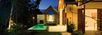 Niramaya Villas - Luxury Holiday Accommodation - quick post-wedding get-away!
