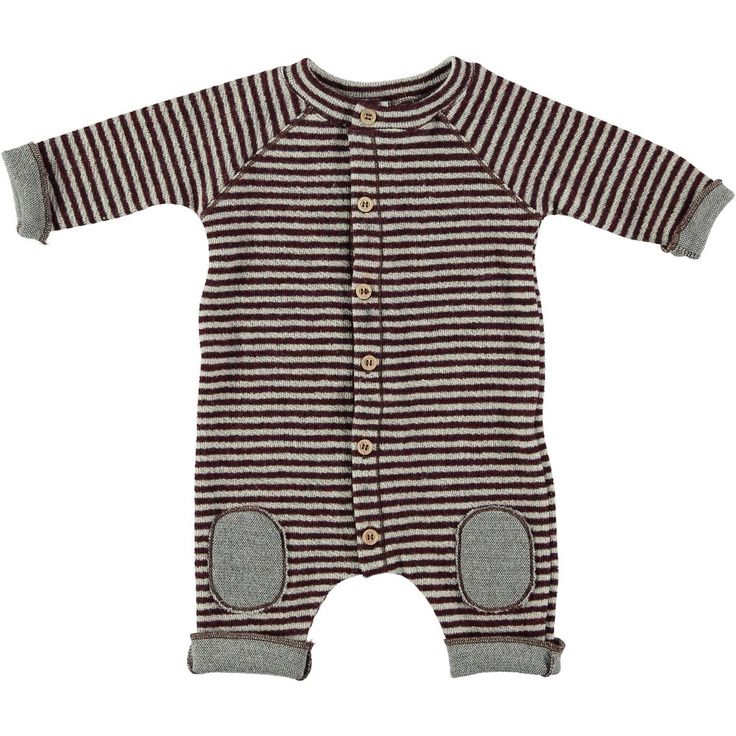 Baby Jumpsuit - Zebra by Buho Barcelona in Canada – Bonjour Baby Baskets - Luxury Baby Gifts