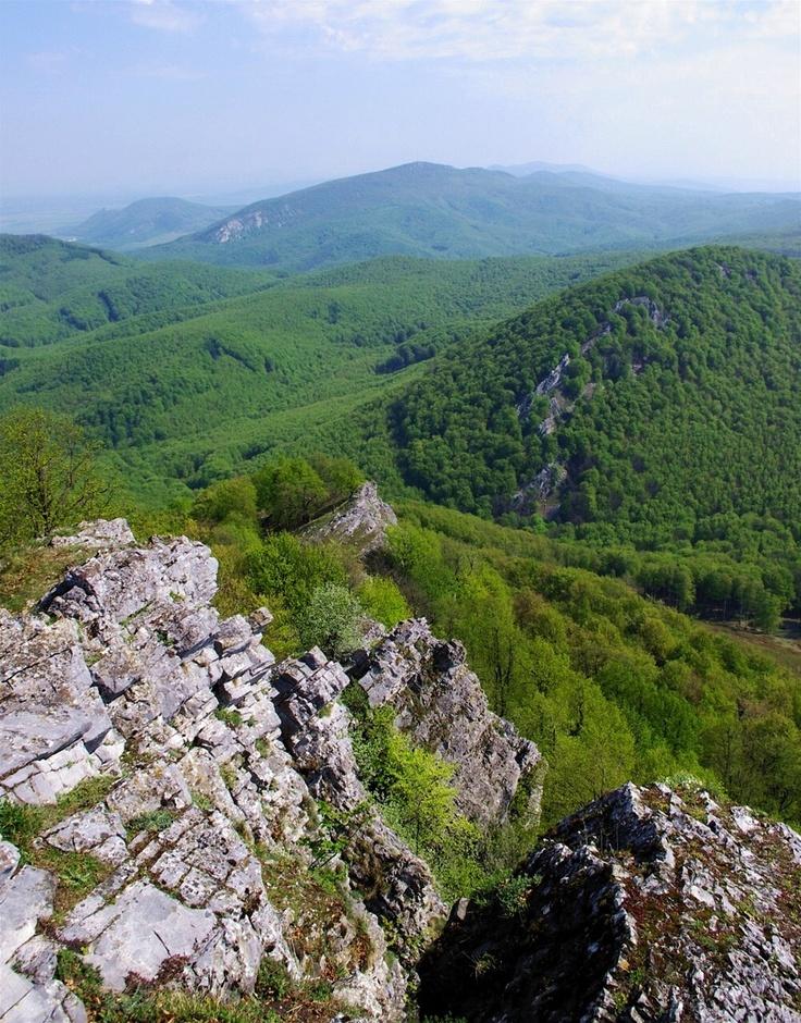 home sweet home, beautiful Little Carpathians