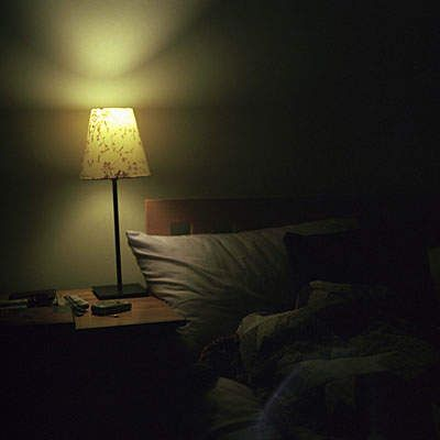 Lights off  - How to deal with snoring husbands, nosy pets, and other late-night interruptions.