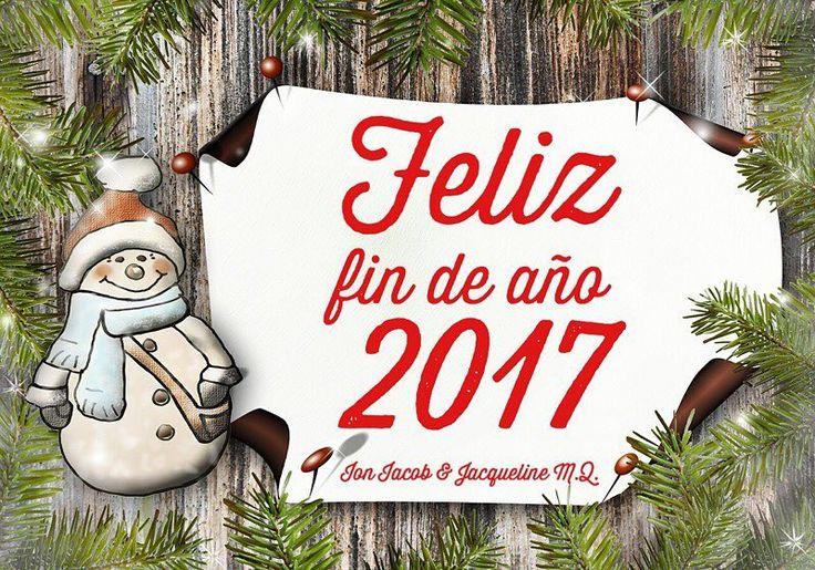 Feliz fin de año y un excelente comienzo. Lean mi último posta con un : ioniacob.com/feliz-inicio-del-ano-2017/ #findeaño #navidad #2017 #happymoment #newyear