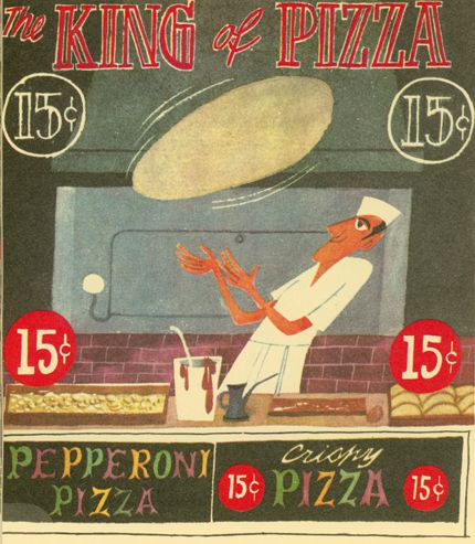 Miroslav Sasek - King Pizza