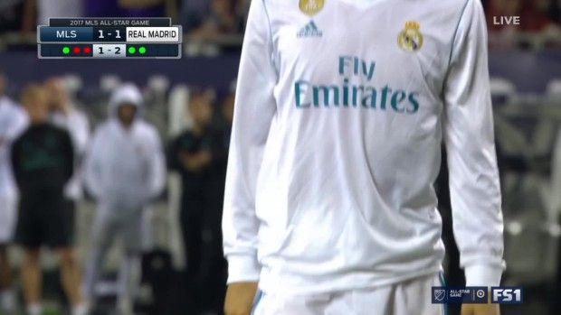 #MLS  PK GOAL: Mateo Kovacic knocks in another Madrid penalty