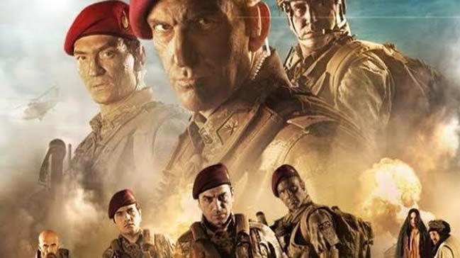 #YAŞAM 'Bordo Bereliler Suriye' filmi ne zaman vizyona giriyor?: Suriye'deki FETÖ bağlantılı bir terör örgütüne ve liderine yapılan…