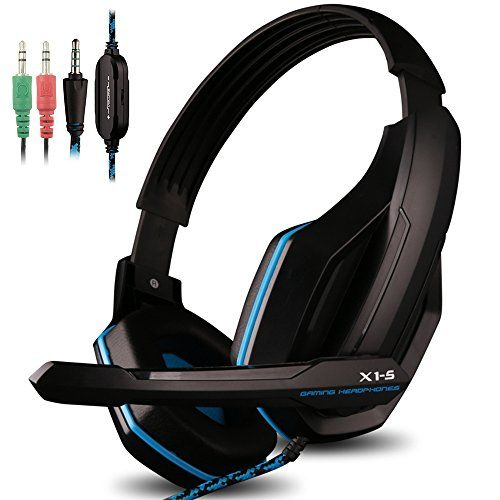 FarCry 5 Gamer  #Gaming #Headset for #PS4 #PC #iPhone #Smart #Phone #Laptop #Tablet #iPad #iPod #Mobilephones #MP3 MP4,X1-S 4 #Pin 3.5mm #Jack #Multi #Function #Game #Headphones with #Mic by #AFUNTA   Price:     Overview:  This #AFUNTA #gaming #headset is a high performance one among #headset of this price. lightweight design, no burden, offer you comfortable #gaming experience for hours play.  4 #pin 3.5mm plug, more suitable for now's new notebook use. Simple but cool appea