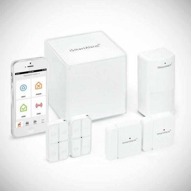 ismartalarm home security system home the o 39 jays and alarm system. Black Bedroom Furniture Sets. Home Design Ideas