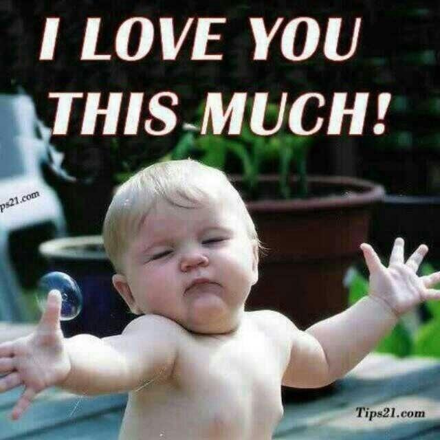 Love u...