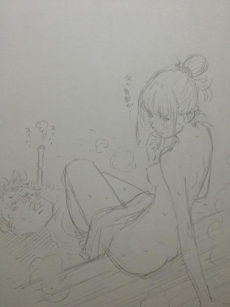 漫画家・窪之内英策先生の「水戸黄門ちゃん」(もちろん入浴シーンも!) - Togetterまとめ