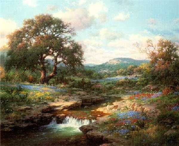17 Best Images About Blue Bonnet Painting On Pinterest