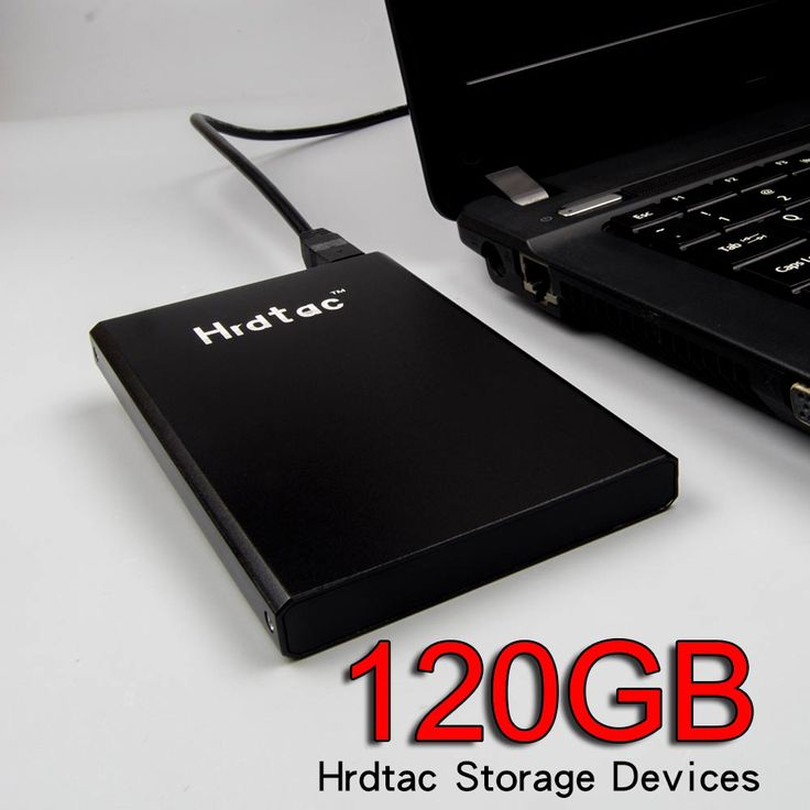 External Drive Hard 120GB Disk Portable Harddisk HDD Disk USB 2.0 Extern Disco Duro HD Externo Storage Disque Dur Externe for PC