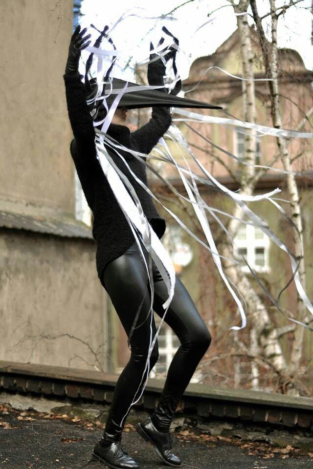 Magpie costume - La gazza ladra