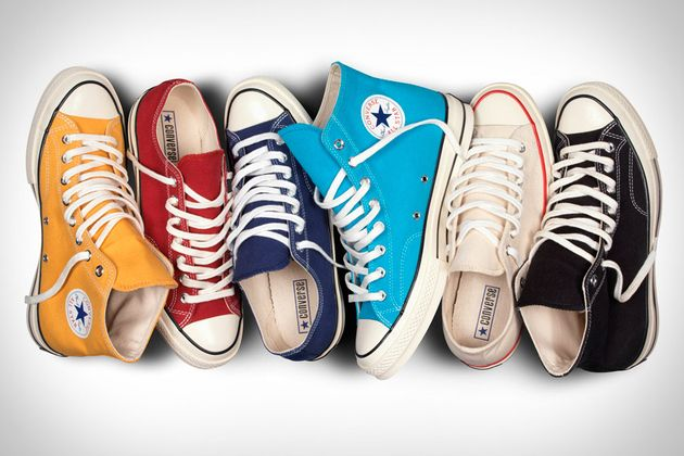 Revamp Of A Classic: Converse 1970s All Star Collection