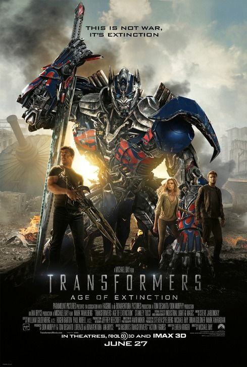 'Transformers' Tops $100m in Huge Opening Weekend