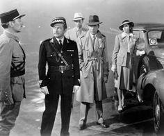 Casa Blanca starring Humphrey Bogart -Turner Classic Movies (must see #film #classics before you die)