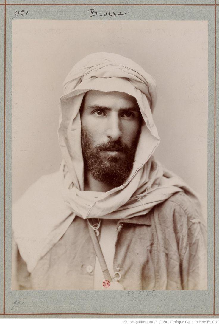 Brazza : [photographie, tirage de démonstration] / [Atelier Nadar] Pierre Paul François Camille Savorgnan de Brazza (26 January 1852 – 14 September 1905)