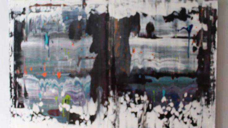 Acrylic painting Sebastian Stankiewicz No.324  for sale