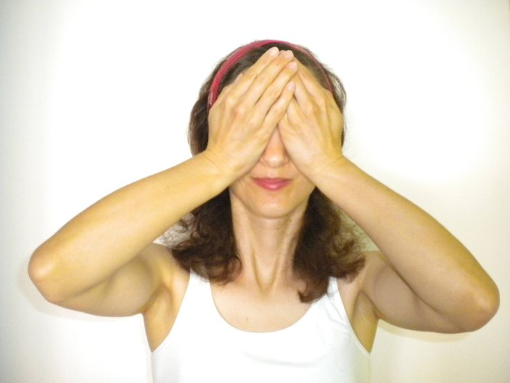 Suffering from overworked eyes, why not try out these 6 simple exercise to refresh them!