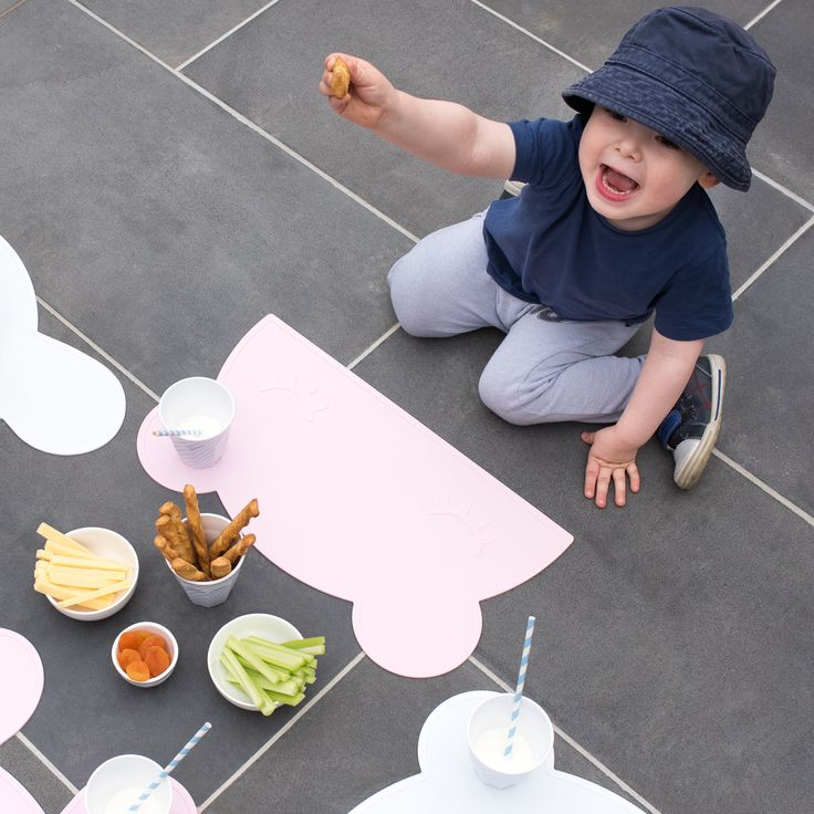 Tea party fun with our bear placie  http://www.wemightbetiny.com/product/bear-placie-powder-pink-pre-order-now