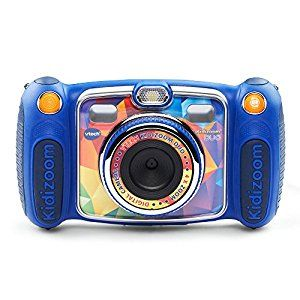Amazon.com: VTech Kidizoom DUO Camera - Blue - Online Exclusive: Toys & Games