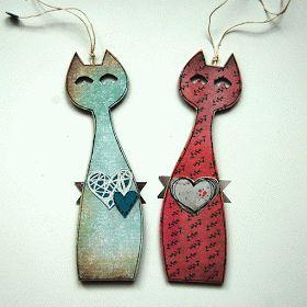 Bookmarks by Pinezka