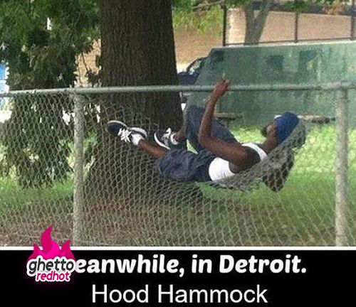 Meanwhile in Detroit...
