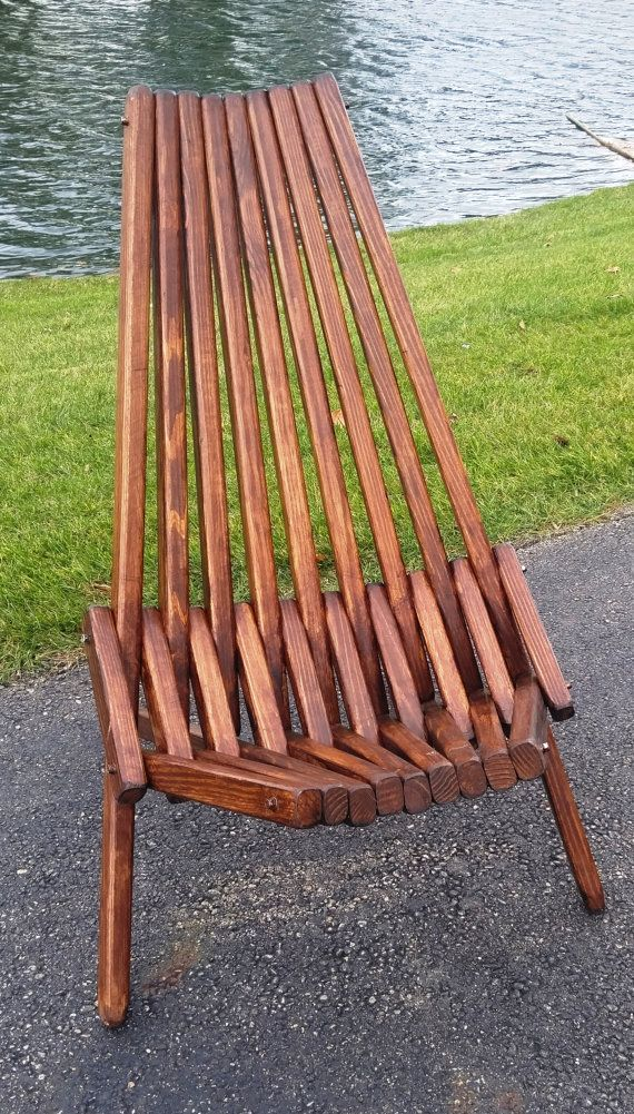Kentucky Stick Chair Dark Walnut Finish от KentuckyStickChairs