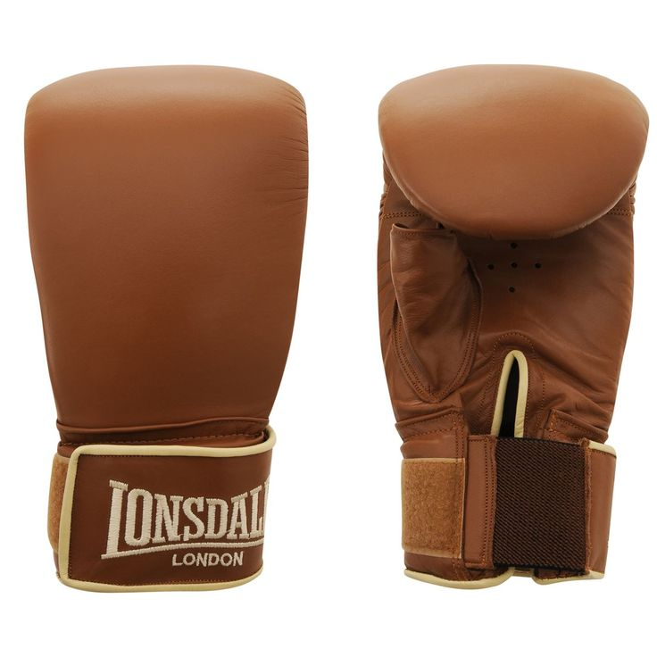 Lonsdale | Lonsdale Authentic Bag Mitt | Boxing Gloves