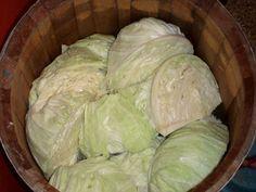 Λάχανο τουρσί | Δειπνοσοφίσματα