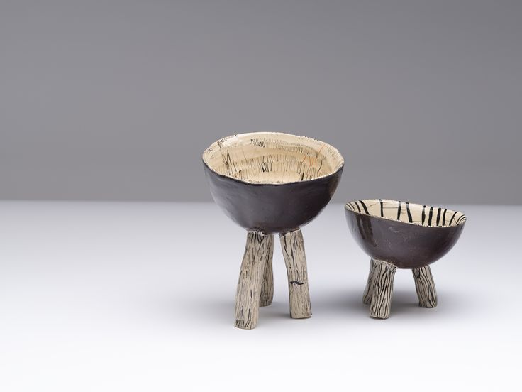 Vanessa Anastasopoulou , ceramic tripods