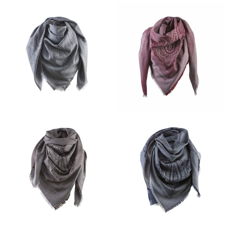 Balmuir Lombardia scarf, made in Italy. www.balmuir.com/shop