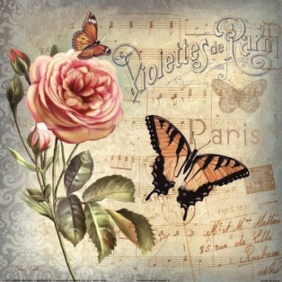 fulcrum gallery romantic rose with butterfly