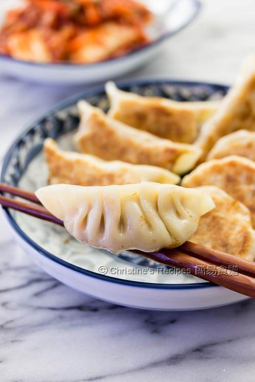 泡菜餃子 Kimchi Dumplings01