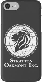 The Wolf of Wall Street Stratton Oakmont Inc. Scorsese (in white) iPhone 7 Cases