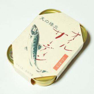 竹中缶詰 天橋立オイルサーディン(真イワシ) - 京都・丹後 ええもんや本舗