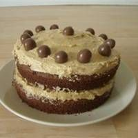 Nigella Lawson's Chocolate Malteser Cake Recipe on WeGottaEat