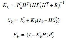 Kalman Filter - Measurement Update Equations