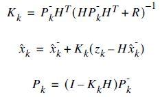 Kalman Filter - Measurement Update Equations