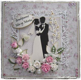 Et bestillingskort til bryllup     Há en god dag