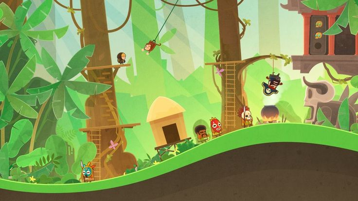 Tiny Thief is great game. The simplicity of the art design allows the gamer to focus on the gameplay.