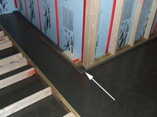 Insulating Basement Wall Frame Insulating Basement Walls
